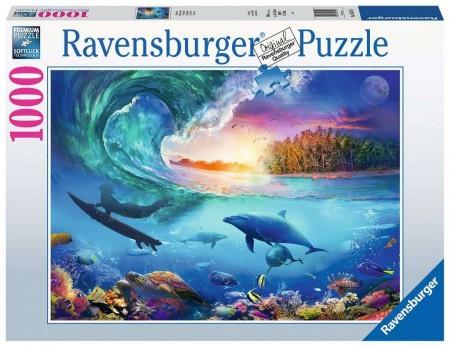 Ravensburger - Een Golf Pakken - 1000 stukjes