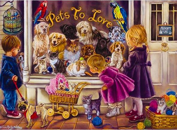 Anatolian - Pets to Love - 1000 stukjes