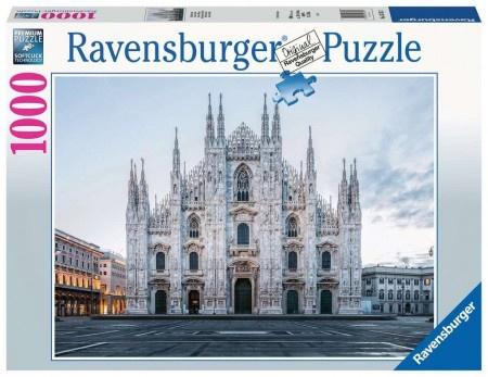 Ravensburger - Dom van Milaan - 1000 stukjes