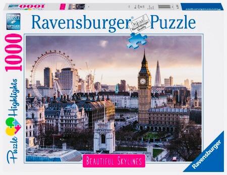 Ravensburger - London - 1000 stukjes