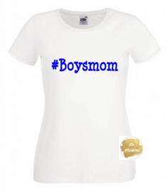 Shirt #boysmom