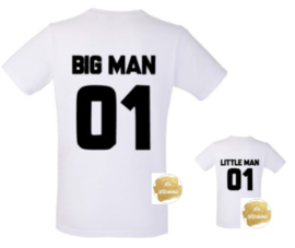 Set big man little man
