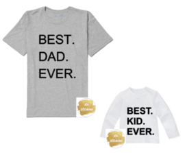 Set best dad/kid ever