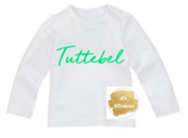 Shirt tuttebel