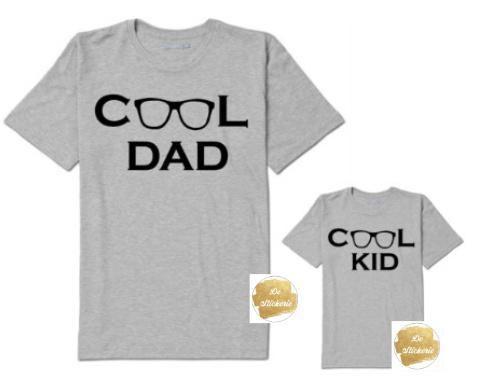 Set cool dad, cool kid