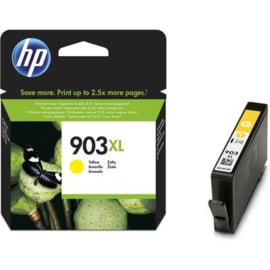 HP 903 XL (T6M11AE) Inktcartridge Geel