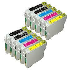 Huismerk Epson 16 XL/ T1631-T634 10 pack met chip