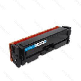 Huismerk HP 203X (CF541X) Toner Cyaan
