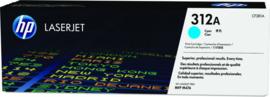 HP 312X (CF381A) Toner Cyaan