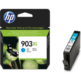 HP 903 XL (T6M03AE) Inktcartridge Cyaan