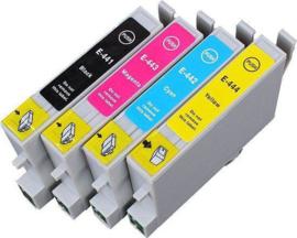 Huismerk Epson T0444/T0441/T0442/T0443 4-pack
