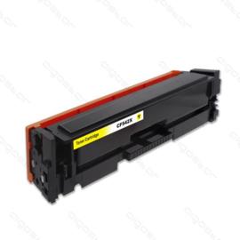 Huismerk HP 203X (CF542X) Toner Geel