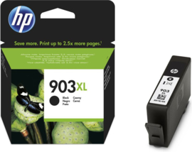 HP 903 XL (T6M15AE) Inktcartridge Zwart