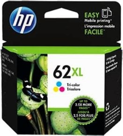 HP 62XL (C2P07AE) Inktcartridge Kleur