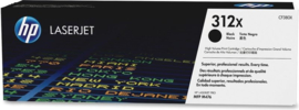 HP 312X (CF380X) Toner Zwart