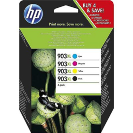 HP No.903XL 4-Pack C,M,Y,K 50,0ml