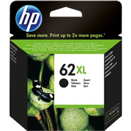 HP 62XL (C2P05AE) Inktcartridge Zwart