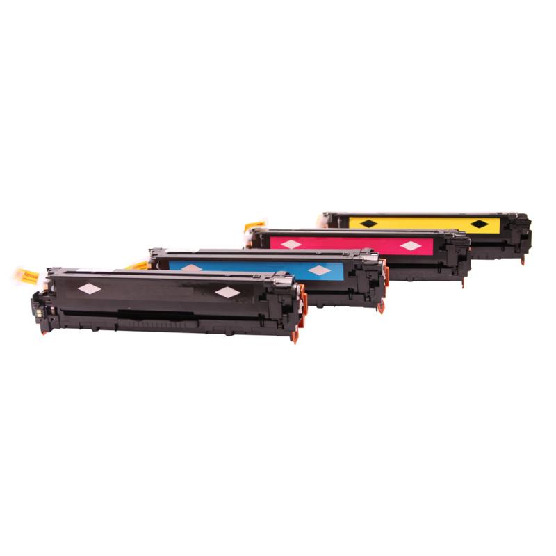 Huismerk HP 203X Toner set 4-pack
