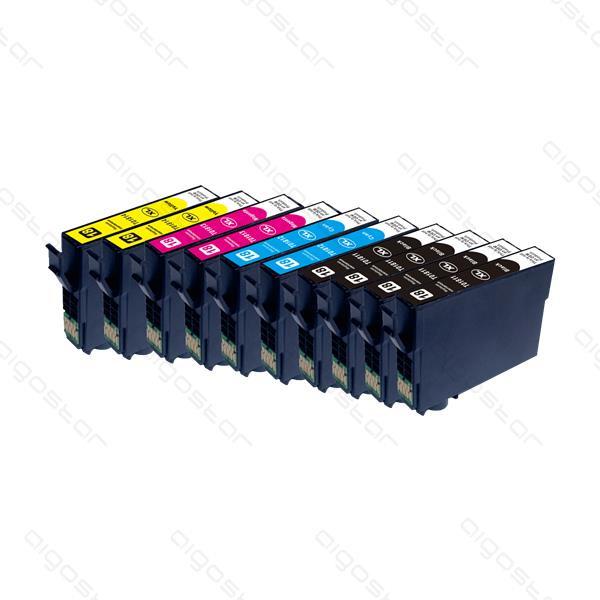 Huismerk Epson 18XL/ T1811 t/m T1814 10-pack met chip