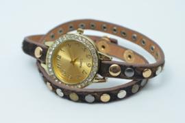 Wikkel horloge