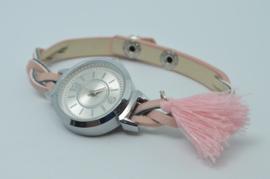 Trendy watch rose