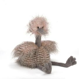 Jellycat knuffel - Odette Ostrich