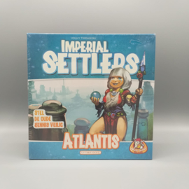 White Goblin - Imperial Settlers uitbreiding Atlantis