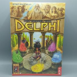 999 games - het Orakel van Delphi