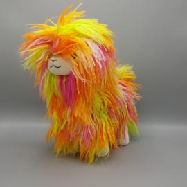 Jellycat Knuffel  - Llama fiesta