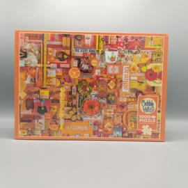 Cobble Hill - Orange 1000