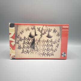 M.C. Escher - Toverspiegel 1000