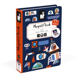 Janod - Magneti book - Ruimte