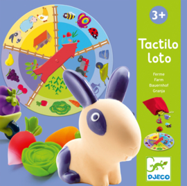 Djeco - Tactilo Loto