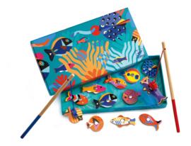 Djeco magnetics - Fishing Graphic