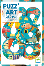 Djeco Puzz'Art - Octopus 350