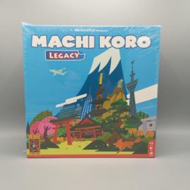999 games - Machi Koro - Legacy