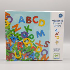 Djeco - Magneetset small letters