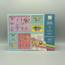 Djeco knutselset - Insectenkabinet