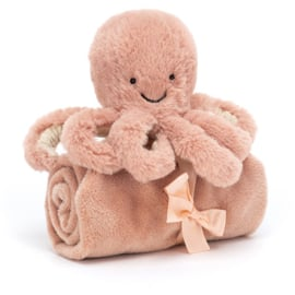 Jellycat tuttle - Odell octopus soother