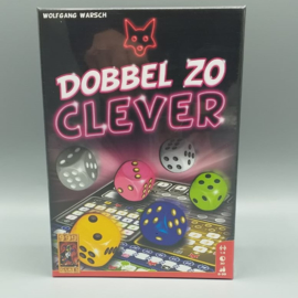 999 games - Dobbel zo Clever