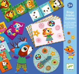 Djeco - Bingo Memo Domino
