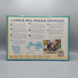 Cobble Hill - Familie puzzel - Earth day 350
