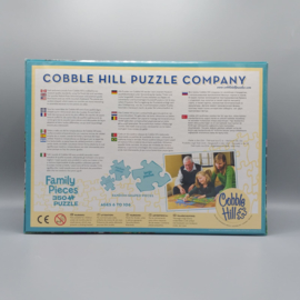 Cobble Hill - Familie Puzzel - Birds of the World 350