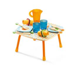 Djeco servies- Gaby's lunch set