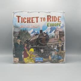 Days of wonder - Ticket to Ride Europa