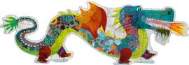 Djeco vloerpuzzel - Leon de draak 58