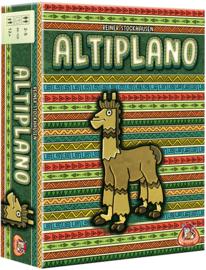 White goblin - Altiplano