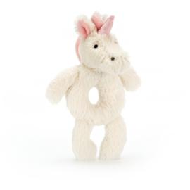 Jellycat rammelaar - Unicorn grabber