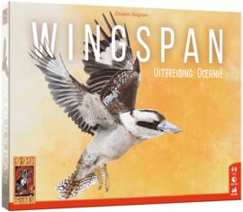999 games - Wingspan uitbreiding - Oceanië