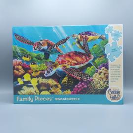 Cobble Hill - Familie Puzzel - Molokini current 350